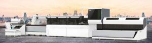 Bodor X360 rørlaser