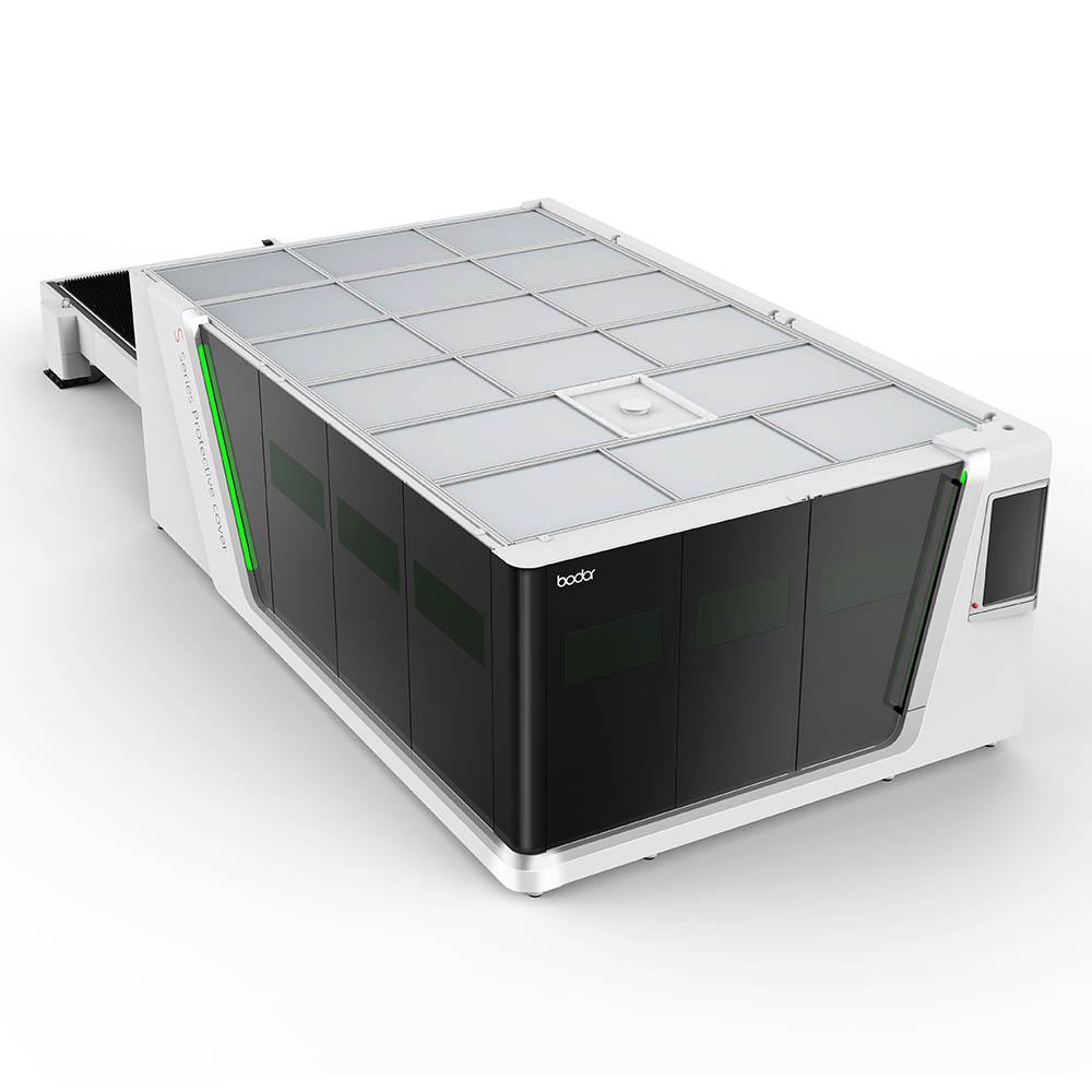 Bodor S-serie Oppgradert fiberlaser for plate