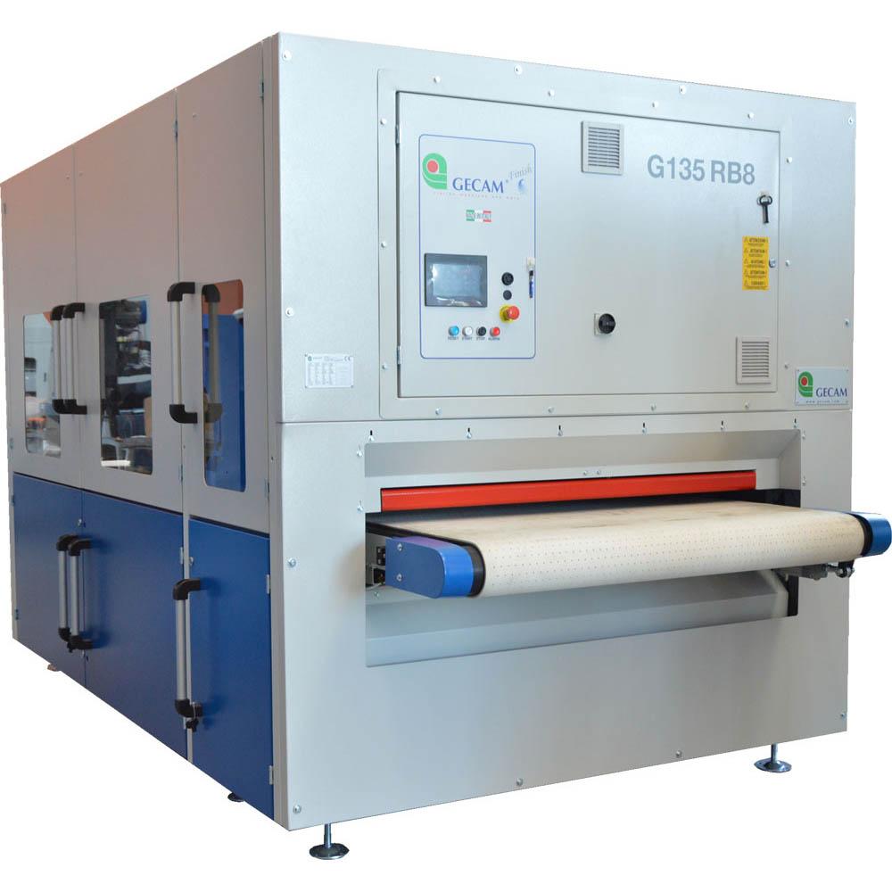 Gecam GRB8 Avgradingsmaskin for radie 2