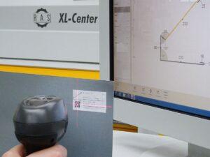 RAS XL-center